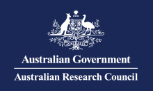 Australian Governemt AUstralian Research Council Logo